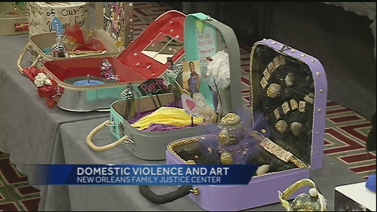 Domestic Violence and Art program gets underway in CBD