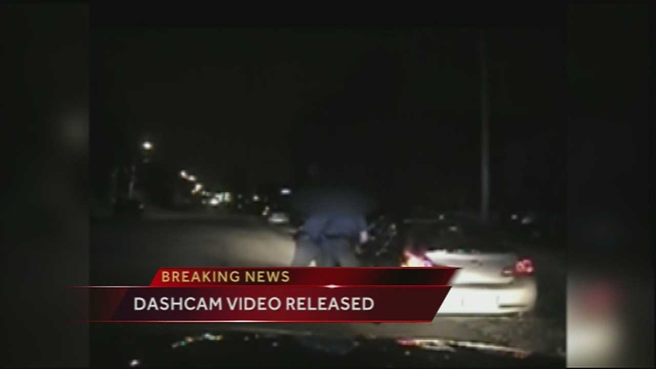 State police release dash-cam video in incident with local musician
