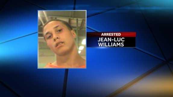 Jean-Luc Williams arrested.jpg
