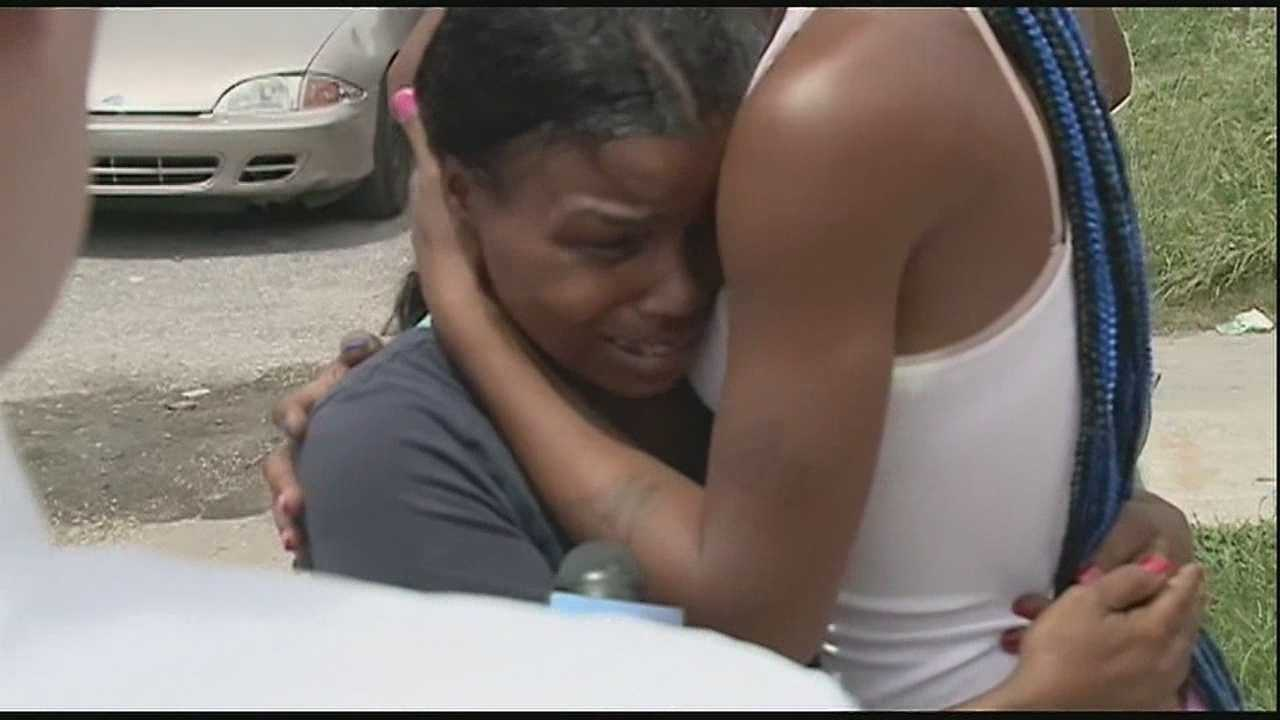 Witnesses recall the shooting that killed two people and injured five others in New Orleans East on Sunday night.