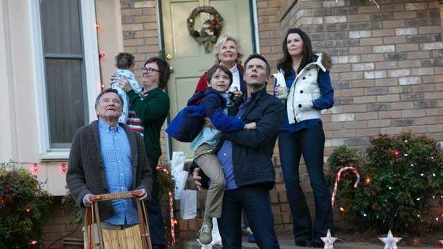 Robin Williams, Merry Friggin' Christmas