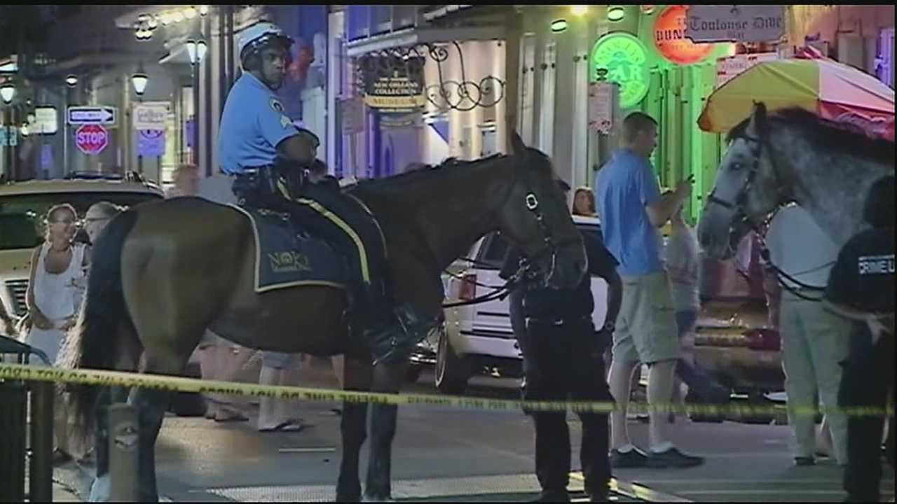 After a man was fatally stabbed in the French Quarter on Wednesday night, concerns on safety are on the rise.