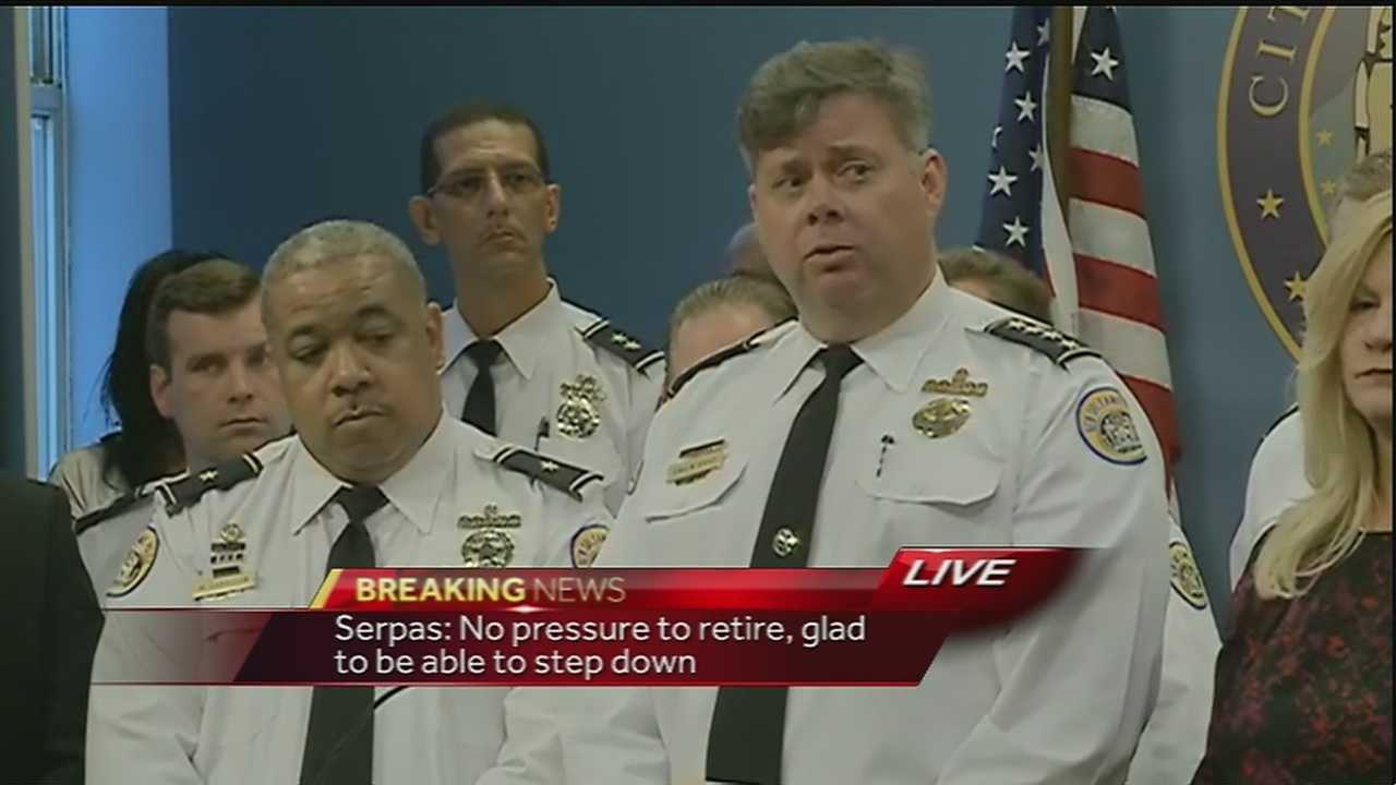 Serpas: I was not forced to step down from NOPD