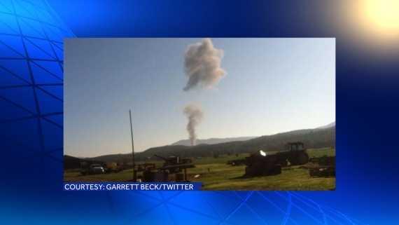 Garrett Beck Twitter photo fighter jet crash.jpg