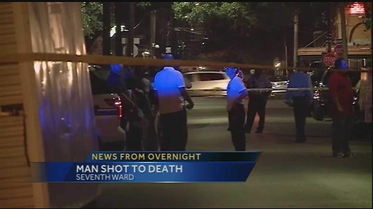 Police find man shot, killed in 7th Ward