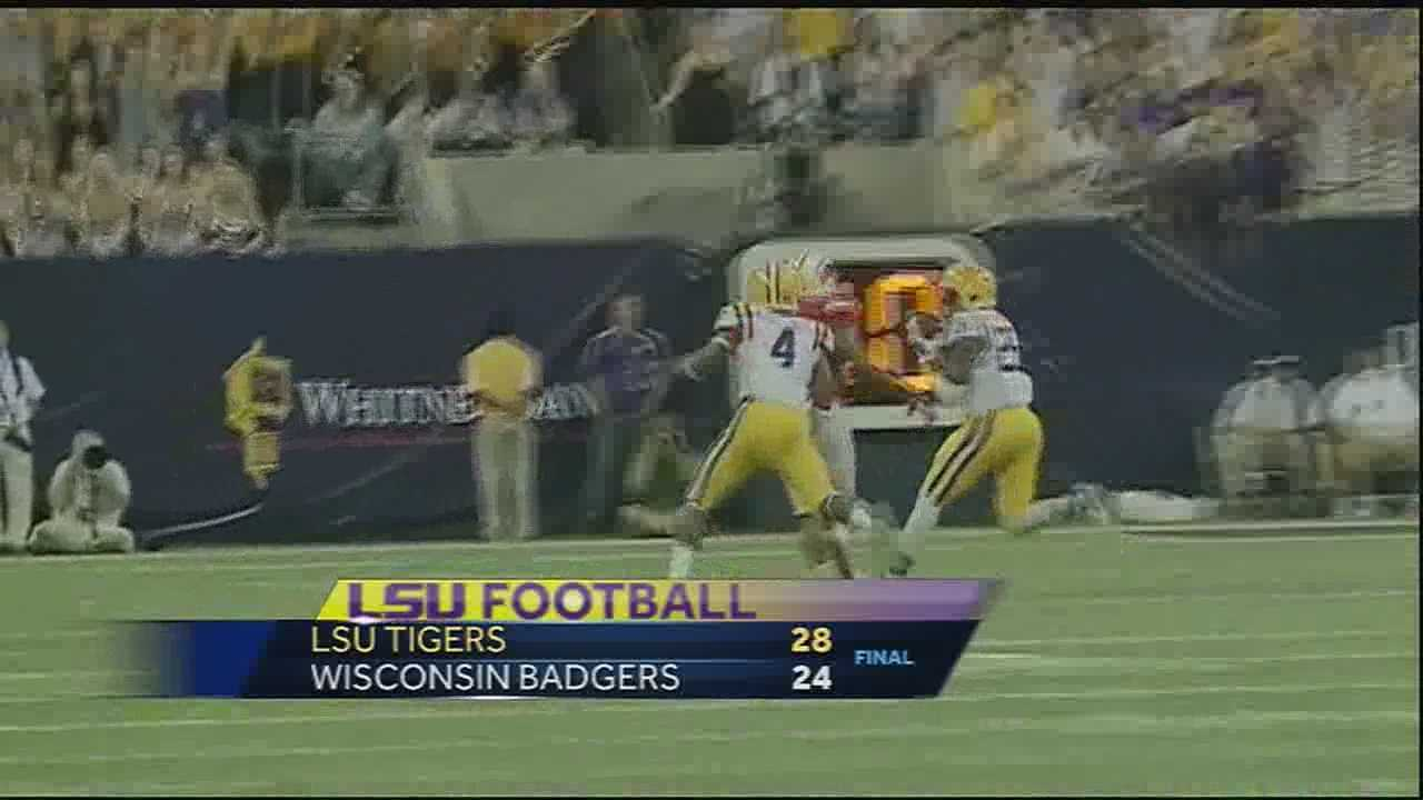 LSU Tigers shift momentum with opening game win