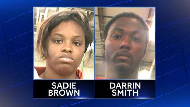 Sadie Brown, Darrin Smith