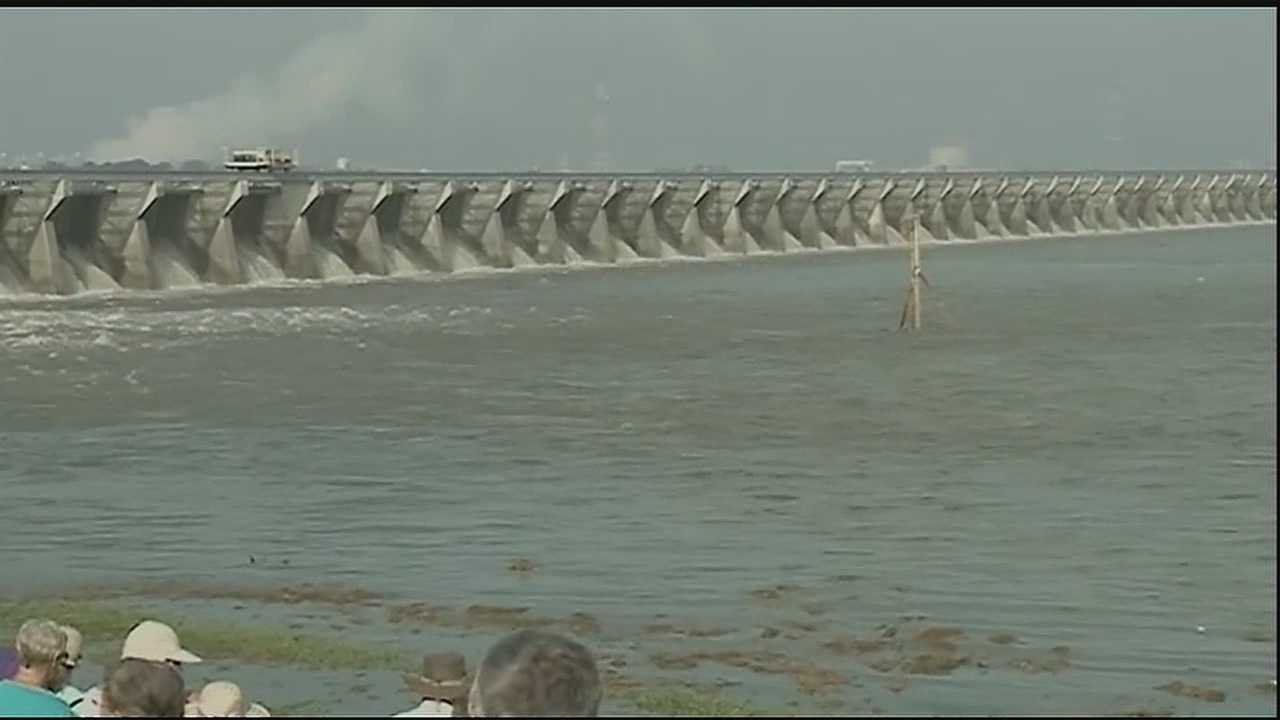 High water levels have local officials on alert and considering the possibility of opening the Bonnet Carre Spillway.