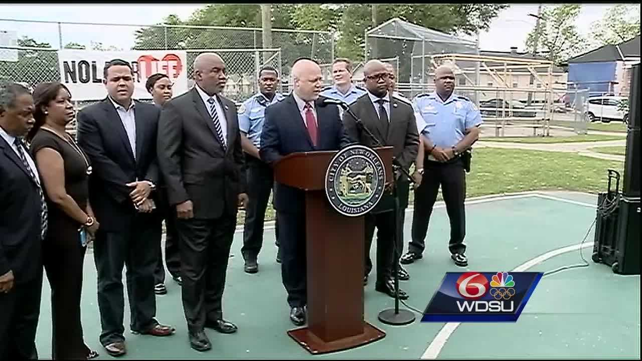 New city ordinance aims to oust culture of gun violence in city, says Mayor Landrieu