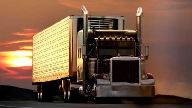 Tractor-trailer, semi, big rig