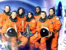 The seven crew members who died aboard Columbia's final mission were: Rick Husband, Commander&#x3B; William McCool, Pilot&#x3B; Michael Anderson, Payload Commander&#x3B; David Brown, Mission Specialist 1&#x3B; Kalpana Chawla, Mission Specialist 2&#x3B; Laurel Clark, Mission Specialist 4&#x3B; and Ilan Ramon, Payload Specialist 1.
