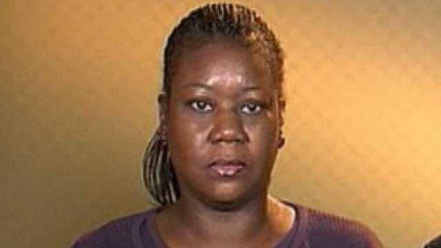 Sybrina Fulton: Trayvon Martin's mother.