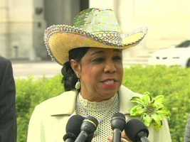 "Rep. Frederica Wilson: The Florida democrat gave a speech on the House floor in Washington, saying ""Mr. Speaker, I am tired of burying young black boys."" Martin lived in Wilson's district in South Florida."