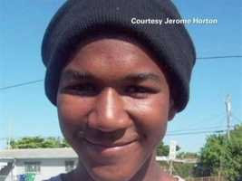 Photos Show New Look At Trayvon Martin