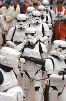 Star Wars Weekends Parade at Hollywood Studios