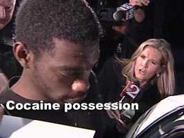 In 2011, Bradley faced cocaine possession charges. He was convicted of the same crime in 2008.