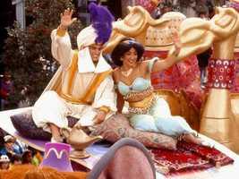 6. Aladdin and Jasmine