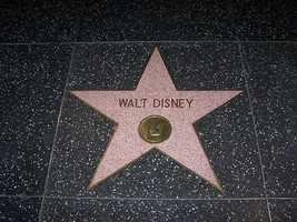 Walt Disney - 6747 Hollywood Boulevard (February 8, 1960) Television