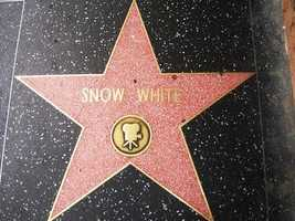 Snow White - 6910 Hollywood Boulevard (June 28, 1987) Motion Pictures