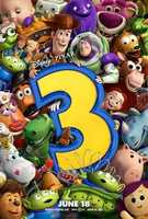 Toy Story 3 - Released in 2010