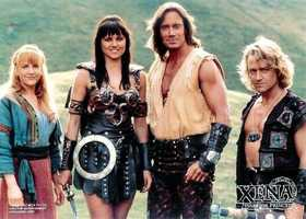 Hercules and Xena: Wizards of the Screen closed in 1999.