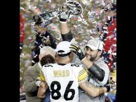 2006: Super Bowl XL (Hines Ward, Pittsburgh Steelers)