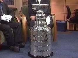 1993: Stanley Cup (Patrick Roy, Montreal Canadiens)