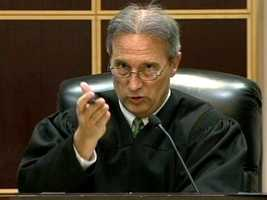Judge Stan Strickland was the first judge assigned to the Casey Anthony case until he stepped down following a defense motion that questioned his relationship with a blogger.