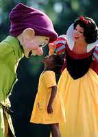 """Tracy said, """"Even when you're Dopey you can be someone's Prince""""."""