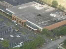 A plane crashed into a Publix grocery store on April 2, 2012.