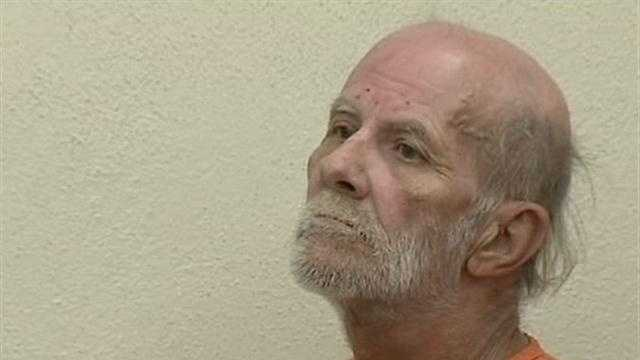 Man accused of trying to kill his housekeeper
