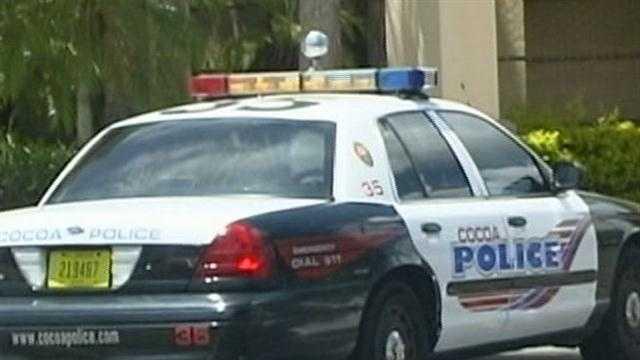 Man accused of using stun gun on Brevard school official