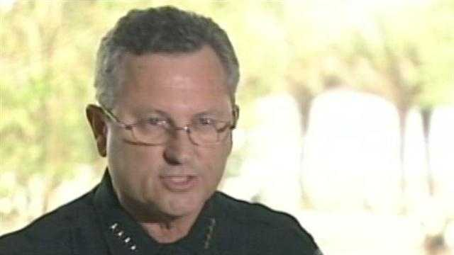 Police chief in Trayvon Martin case fired