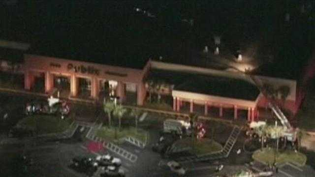 Publix damaged by plane crash reopens today