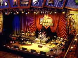If live music grabs you, catch a live set nightly at the Front Porch Bar or the Music Hall at the House of Blues.