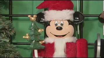 Santa Mickey nutcracker available again in 2012.