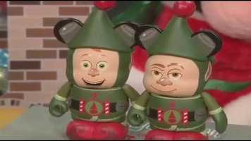 Vinylmation to debut holiday-themed set.