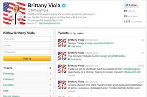 Brittany Viola - @BrittanyViolaWomen's diving - 10m platformFrom Orlando and graduated from Lake Highland Prep