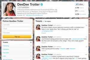 DeeDee Trotter -@dtrott400mWomen's track and fieldFrom Orlando