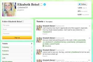 Elizabeth Beisel - @ebeisel34Women's swimmingFrom Gainesville and graduated from the University of Florida