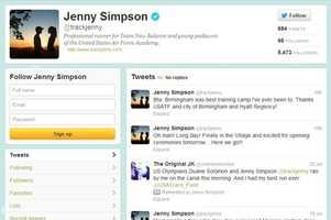 Jennifer Simpson -@trackjennyWomen's 1,500mFrom Oviedo