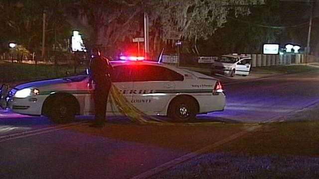 Girl hurt in Orange County shooting