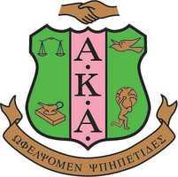 9th: Sorority Alpha Kappa Alpha, overall GPA of 3.188.