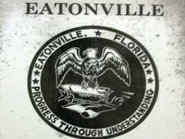 The town of Eatonville was incorporated in 1887. See other historic images of one of the oldest all African-American towns to be formed after the Emancipation Proclamation.