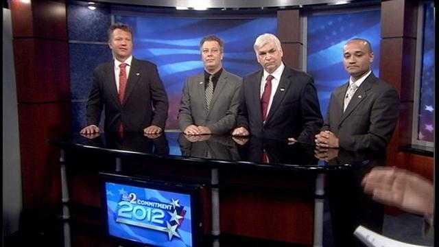 Part 2: District 9 Republican Debate