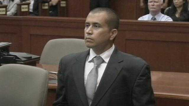 Judge dismisses Zimmerman's recusal request