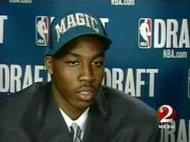 The Magic are also getting five future draft picks: a second round pick from Denver in 2013, a first round pick from either Denver or New York in 2014, a conditional first round pick from Philadelphia and a conditional second round pick from the Lakers in 2015 and a conditional first round pick from the L.A. Lakers in 2017.
