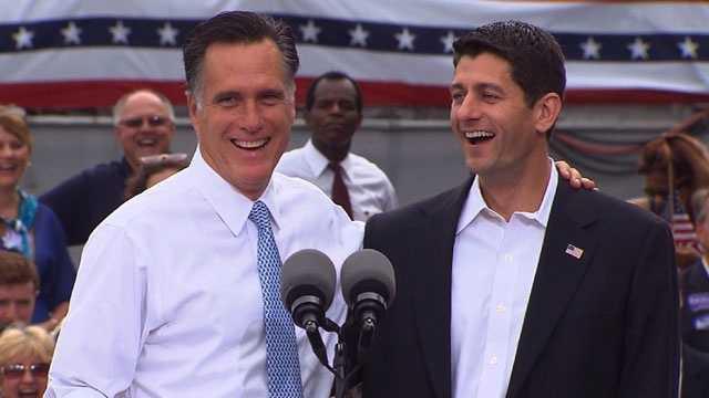 Mitt Romney, Paul Ryan 2