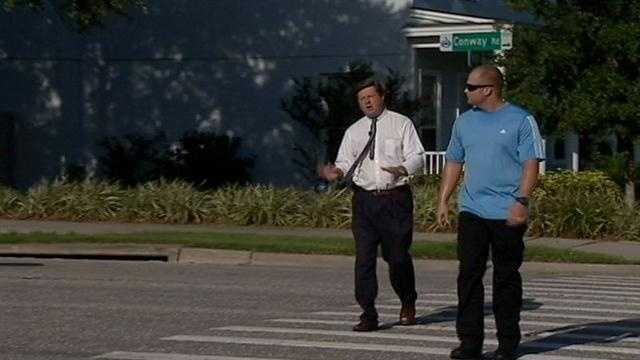 OPD cracks down on drivers who ignore crosswalks