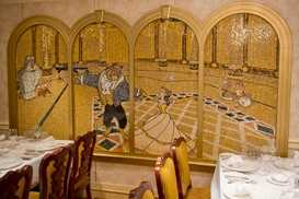 Aboard the Disney Dream and the Disney Fantasy you can dine in the royal dining room, which ship is this picture from?